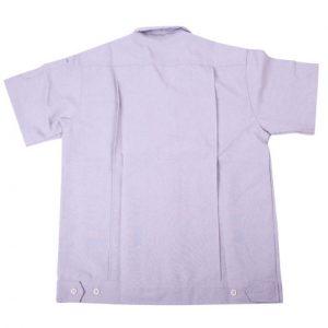 เสื้อช๊อป สีขาว